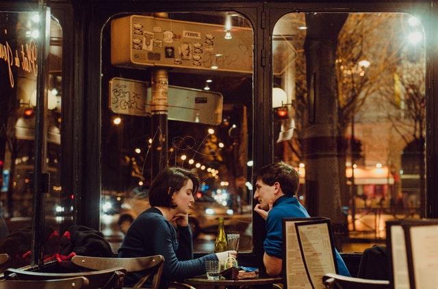 szybka randkowa kawiarnia
