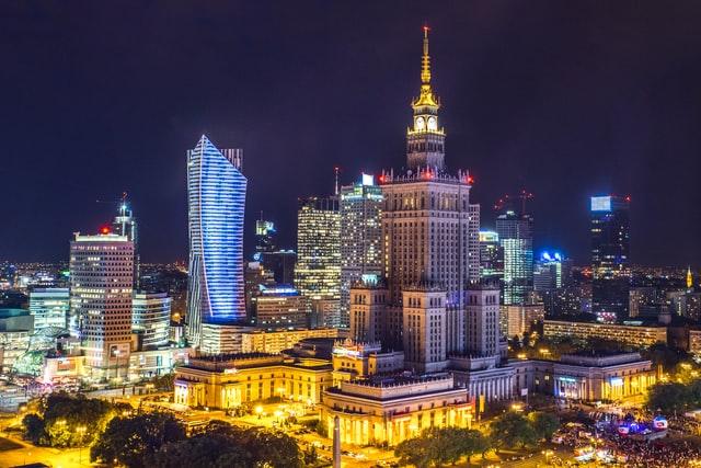Randka w Warszawie, polecane miejsca na randkę w Warszawie